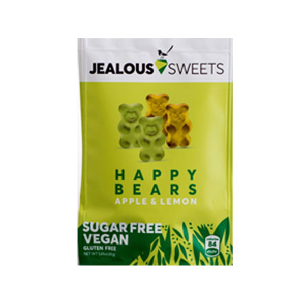 Jealous Sweets Happy Bears Suikervrije snoep 40gr