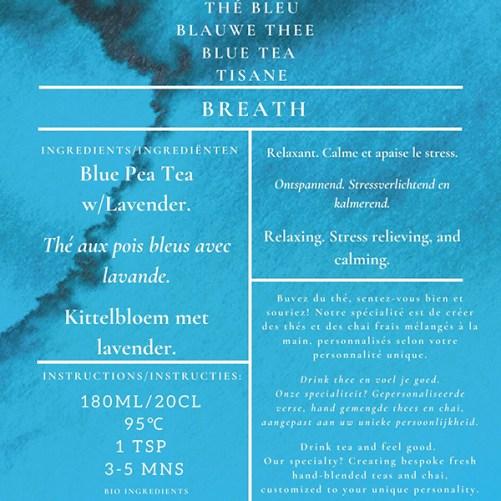 Madn Blue Tea Blauwe thee