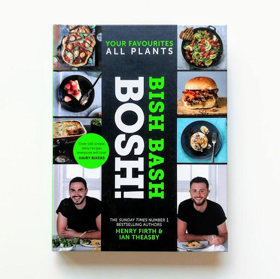 Bish Bash Bosh vegan kookboek
