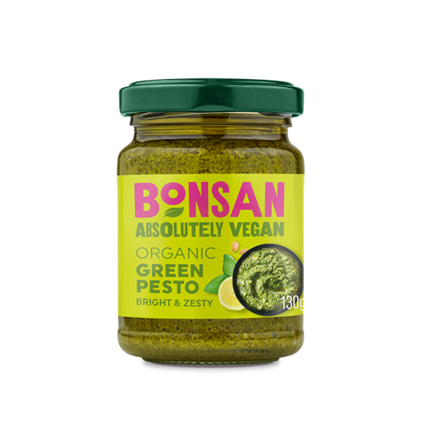 Bonsan Green pesto vegan 130gr