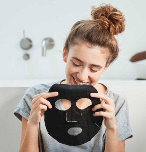 Kneipp Sheet Mask Detox vegan sheet masker