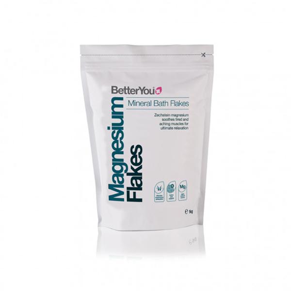 Betteryou Magnesium Flakes vegan magnesiumbadzout