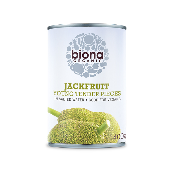 Biona Jackfruit Young Tender pieces bio 400gr