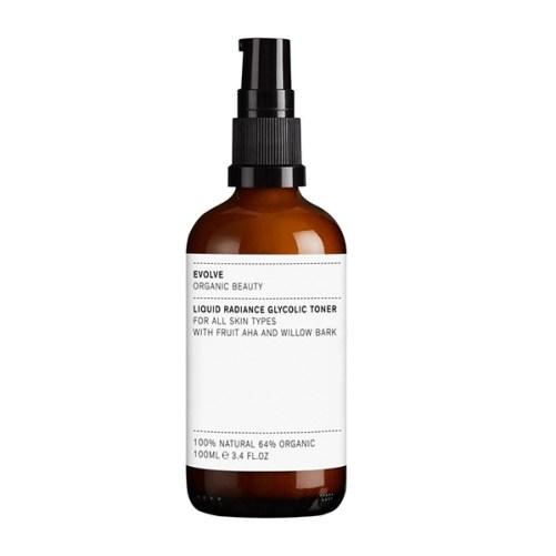 Liquid Radiance Glycolic Toner Evolve Beauty vegan toner 100ml