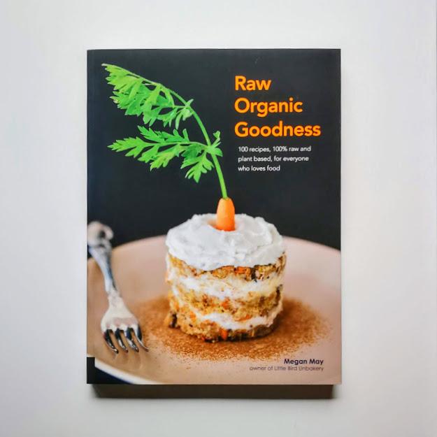 raw organic goodnes may megan raw food vegan kookboek