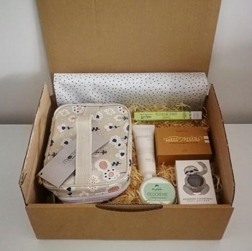 vegan gift box goedemorgen