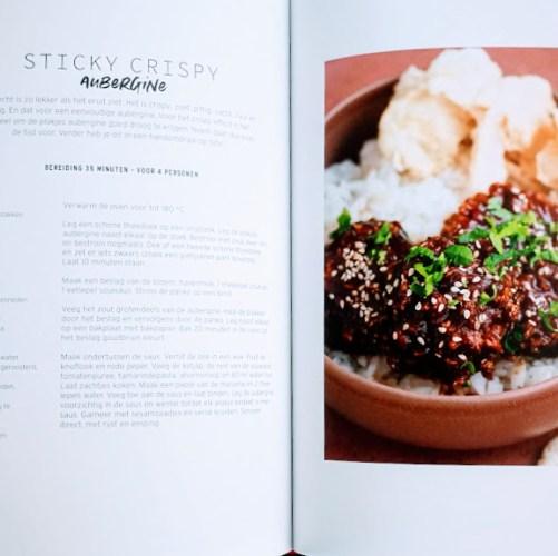Vegan east Milou Van Der Will vegan kookboek