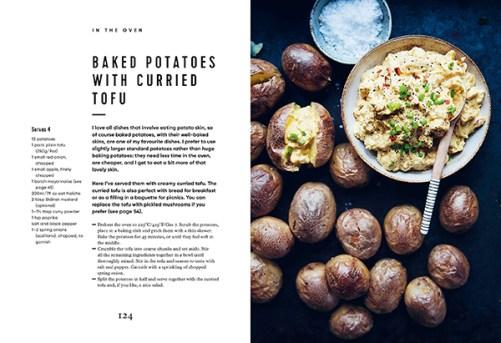 happy vegan comfort food van Karoline Jonsson