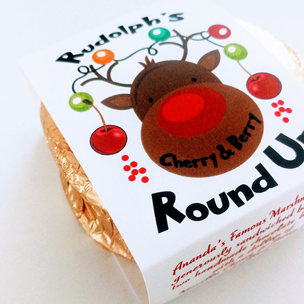 Ananda Rudolphs Round Up vegan