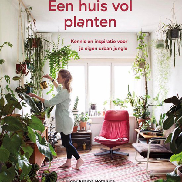 een huis vol planten Mama Botanica boek