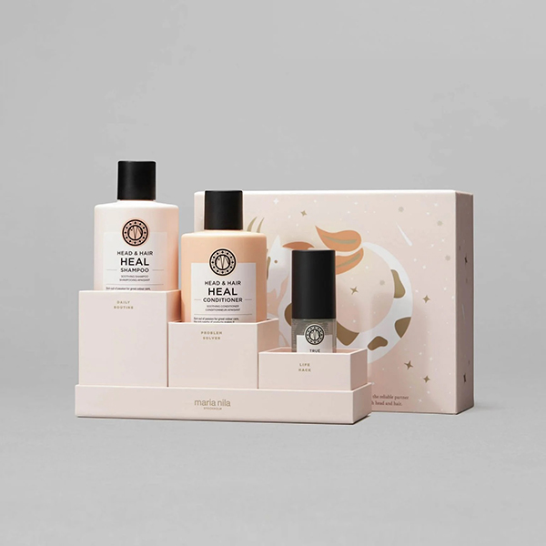 Maria Nila Holiday Box Head & Hair Heal vegan shampoo