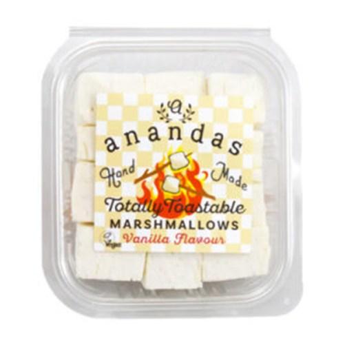 totally toastable marshmallows vanilla vegan 135gr