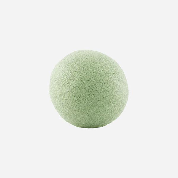 meraki konjac sponge green konjac spons