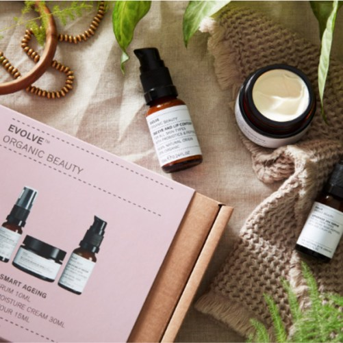 discovery box smart ageing evolve beauty