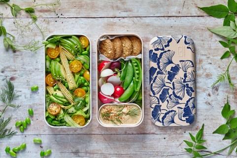 monbento Original Ginkgo bento lunch box