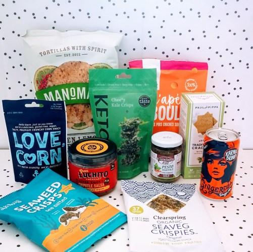 vegan gift box aperitieftijd
