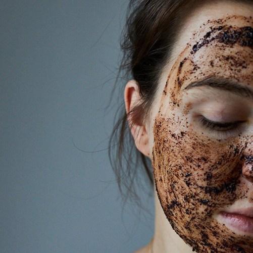 Coffee Face Scrub Upcircle