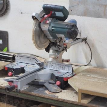 Scie à onglet - La Fabrique du Dégrad
