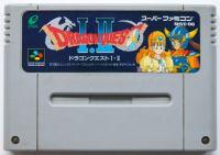 ドラゴンクエストⅠ・Ⅱ スーパーファミコン版