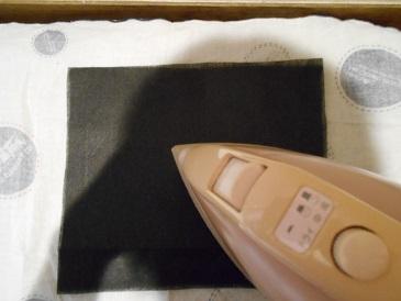 接着芯の貼り方のコツ アイロンの温度とはがれる原因。