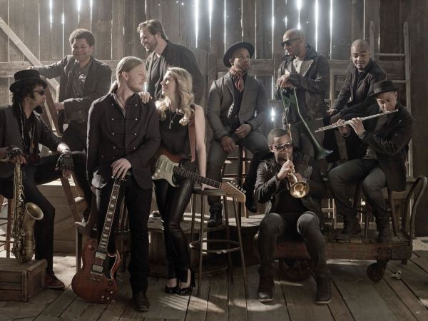 Tedeschi Trucks Band ~Hard Case~