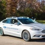 【記事】Ford、自動運転試験車のCPUとLiDarを強化