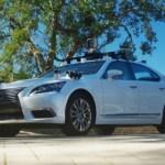 【記事】TRI、自動運転実験車を 米国カリフォルニア州での「プリウス・チャレンジ」イベントにレクサスLS600hL 展示