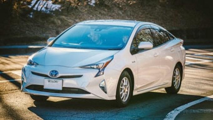 トヨタの自動運転カーはNVIDIAの車載AIコンピューター「DRIVE PX」を採用