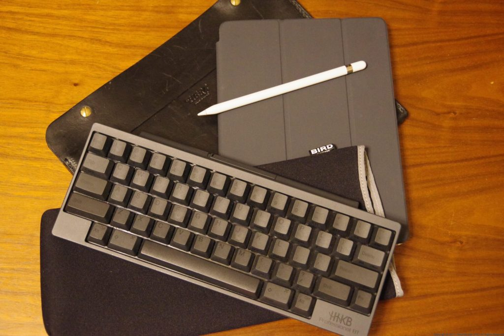 iPad ProとHHKB BT