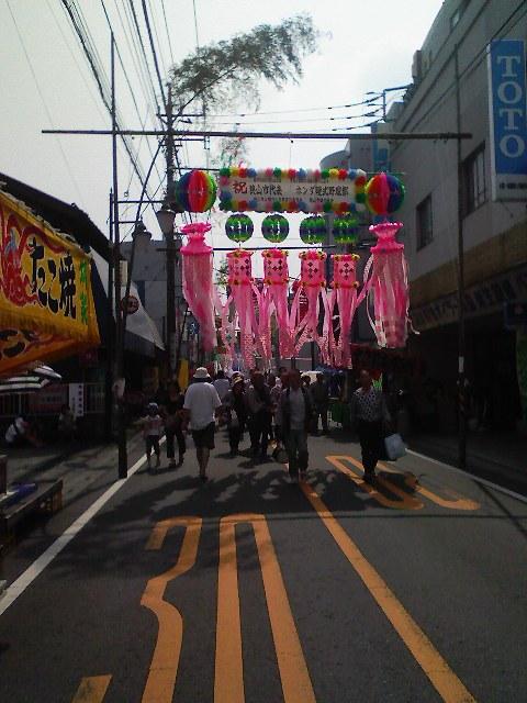 七夕まつり風景2007