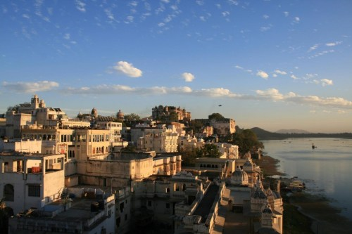 Udaipur city (City Palace)