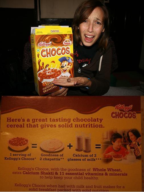 Chocos deception