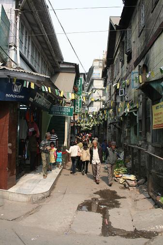 Darjeeling street