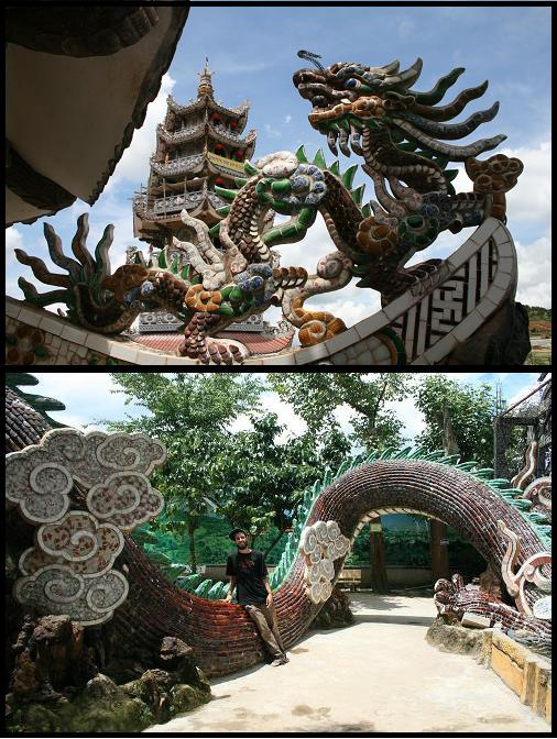 Big dragons everywhere !!!