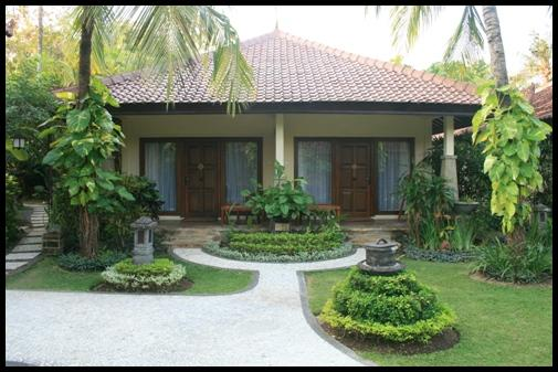 Our bungalow in Bali Reef Tanjung Benoa