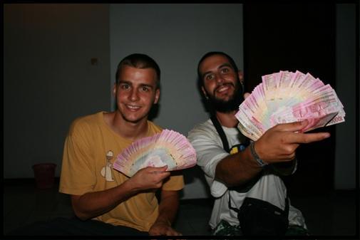 We are multi Billionaire (Alexi & me)