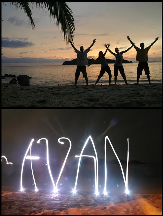 AVAN Sunset