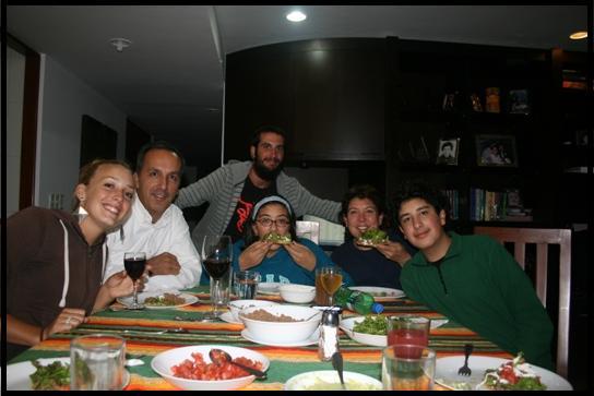 Mendoza familia