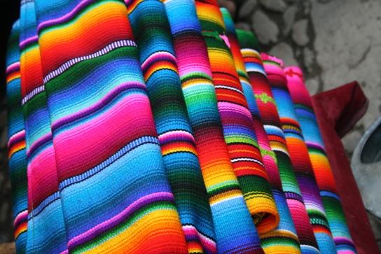 Fluo flash fun blanket