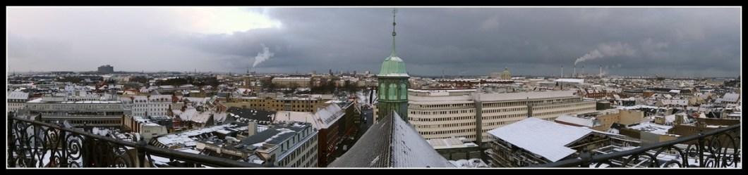 Copenhague panoramique