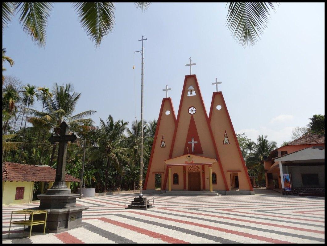 church thrikkaipetta