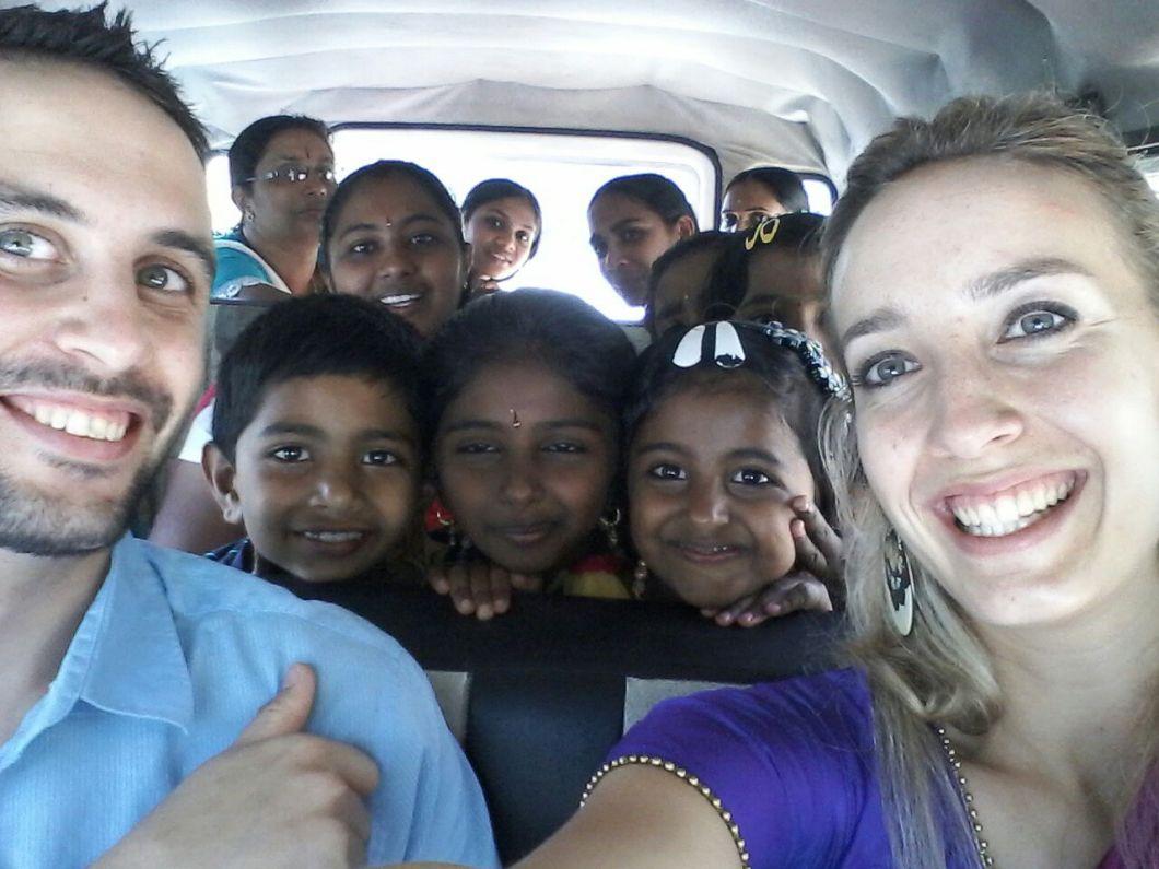 india selfie