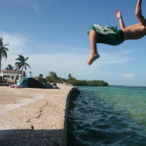 Backflip Caye Caulker Belize