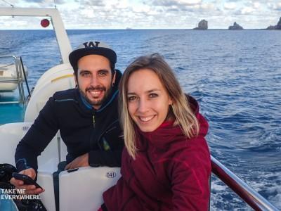 Ferry Graciosa