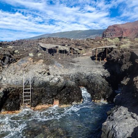 Les piscines naturel de El Tacoron