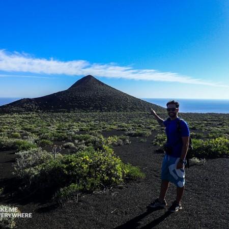 Et un ptit volcan pour la route