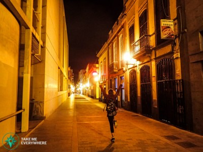 Las Palmas nightlife