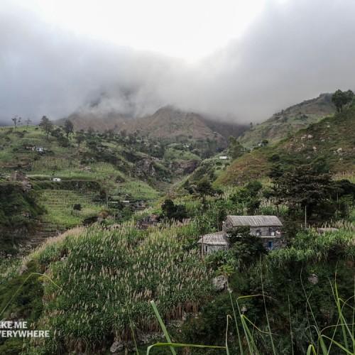 Dernier village de notre trek