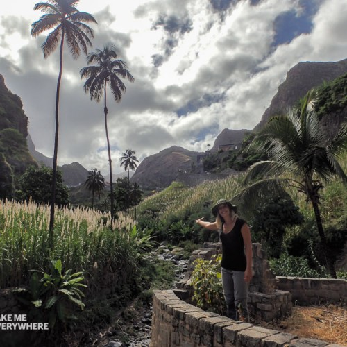 Valley of Paul Santo Antao