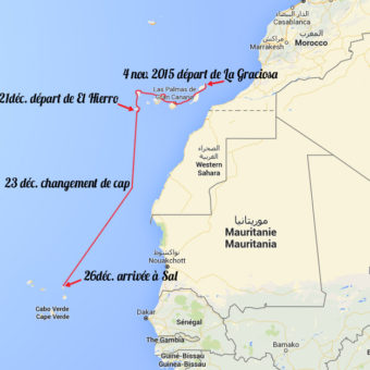 map canary cape verde